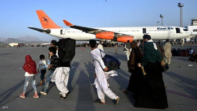 وزير الدفاع الأمريكي يوجه بتوجيه 6000 جندي إلى أفغانستان لتنفيذ عمليات الإجلاء