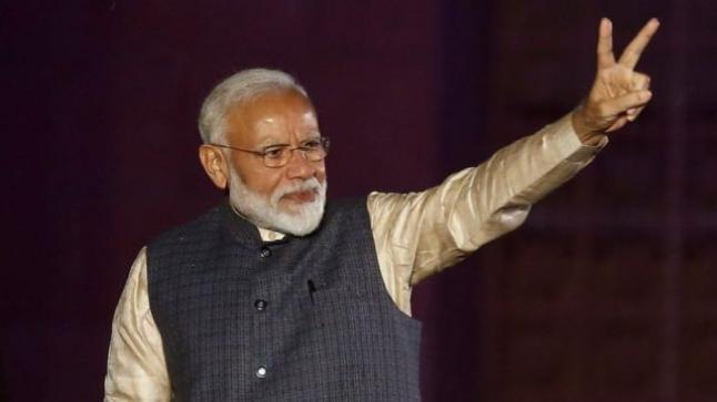 """ناريندرا مودي يعلن تفاصيل خطة الـ""""100%"""": خدمات متكاملة لكل مواطن هندي"""